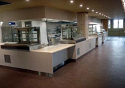 Restaurant universitaire  Rabelais  POITIERS (86)